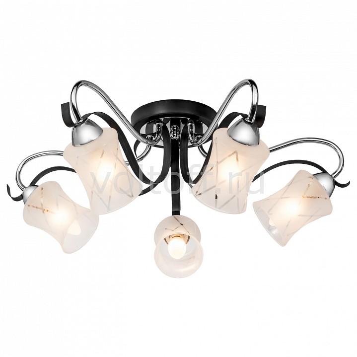 Потолочная люстра SilverLightПотолочные светильники модерн<br>Артикул - SL_214.59.5,Серия - Mery<br>