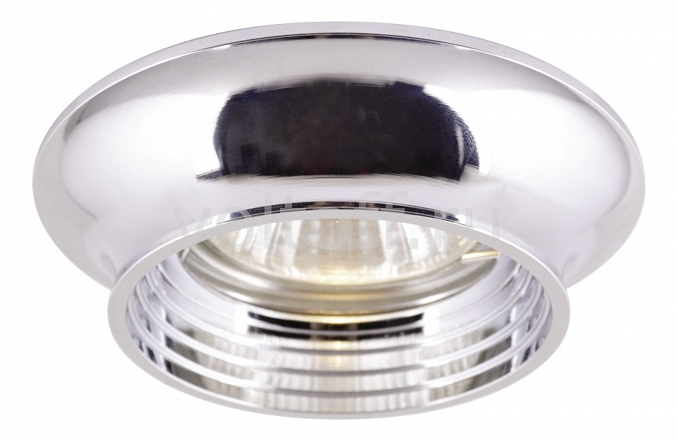 Встраиваемый светильник Arte LampПотолочные светильники модерн<br>Артикул - AR_A1061PL-1CC,Серия - Cromo<br>