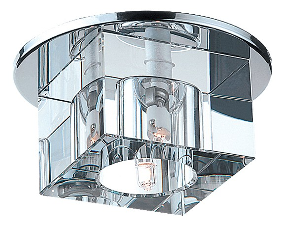 Встраиваемый светильник NovotechПотолочные светильники модерн<br>Артикул - NV_369226,Серия - Cubic<br>