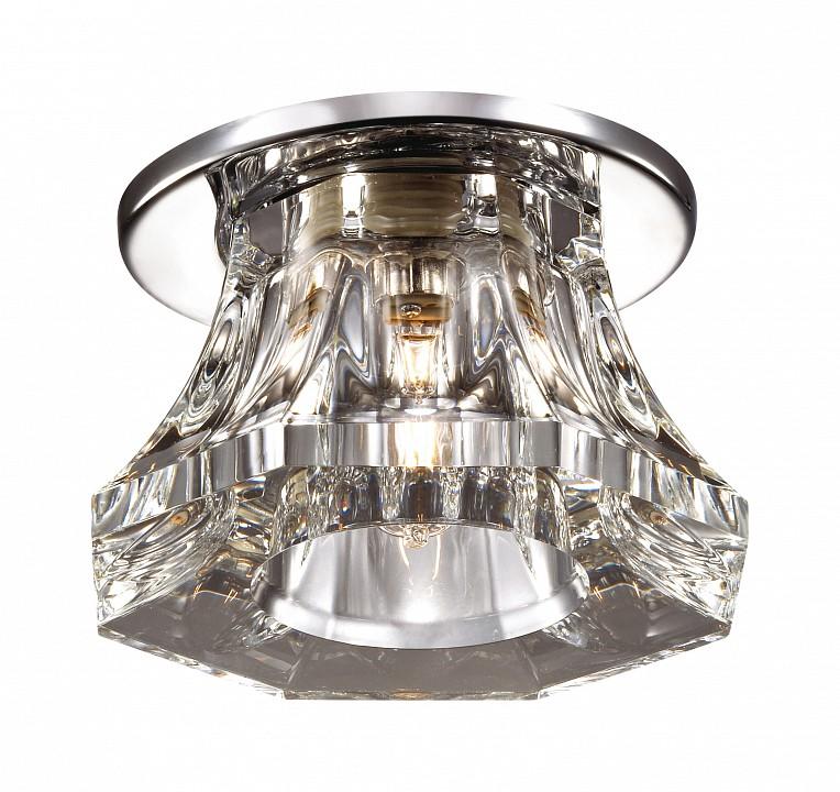 Встраиваемый светильник NovotechЭлитные светильники<br>Артикул - NV_369721,Серия - Arctica<br>