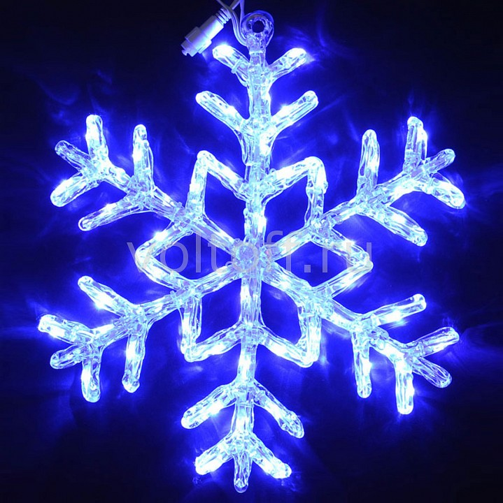 Снежинка световая RichLED (0.7 м) RL-SF70-B