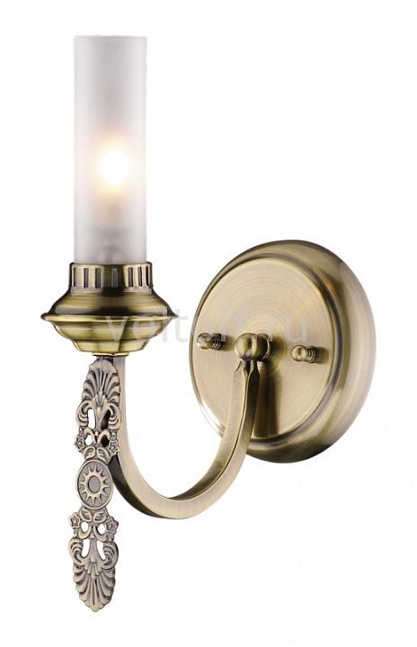 Бра Odeon LightСветильники под бронзу<br>Артикул - OD_1966_1W,Серия - Lacura<br>