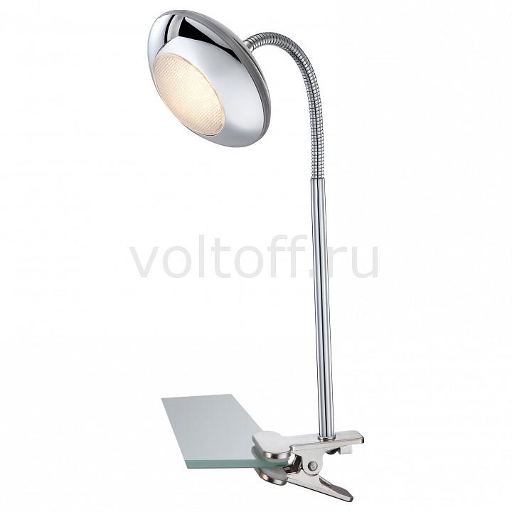 Настольная лампа GloboСветильники для общественных помещений<br>Артикул - GB_56217-1K,Серия - Gilles<br>