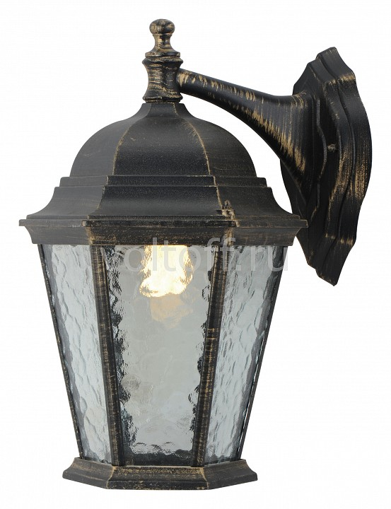 Светильник на штанге Arte LampСветильники модерн<br>Артикул - AR_A1202AL-1BN,Серия - Genova<br>