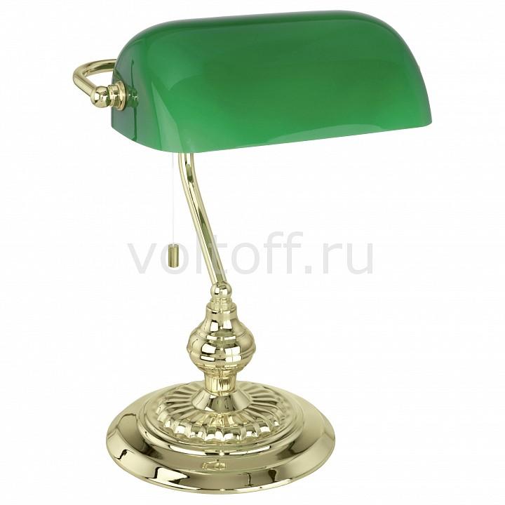 Настольная лампа EgloДекоративные<br>Артикул - EG_90967,Серия - Banker<br>