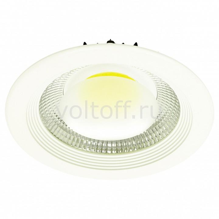 Встраиваемый светильник Arte LampСветильники для общественных помещений<br>Артикул - AR_A6415PL-1WH,Серия - Uovo<br>