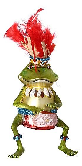 Елочная игрушка АРТИ-М (15 см) Лягушка 785-027