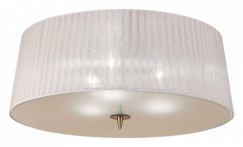 Накладной светильник MantraСветильники под бронзу<br>Артикул - MN_4740,Серия - Loewe<br>