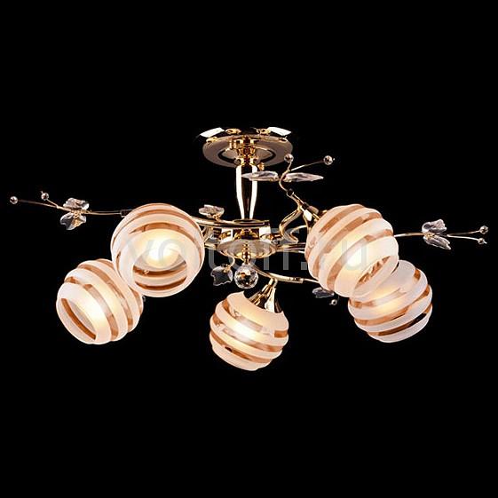 Люстра на штанге EurosvetЭлитные светильники<br>Артикул - EV_4588,Серия - 10505<br>