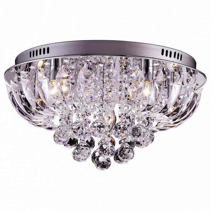 Потолочная люстра Arte LampЭлитные светильники<br>Артикул - AR_A9577PL-6CC,Серия - Cincin<br>