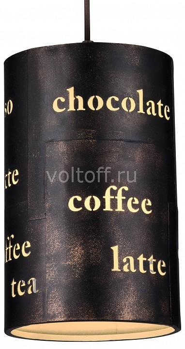 Подвесной светильник FavouriteМеталлические светильники<br>Артикул - FV_1503-1P,Серия - Espresso<br>