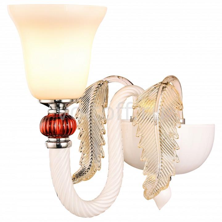 Бра Arte LampБра в стиле модерн<br>Артикул - AR_A1270AP-1CC,Серия - Antonio<br>