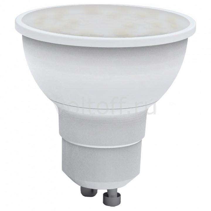 Лампа светодиодная Uniel GU10 220В 5Вт 3000K LEDJCDR5WWWGU10O