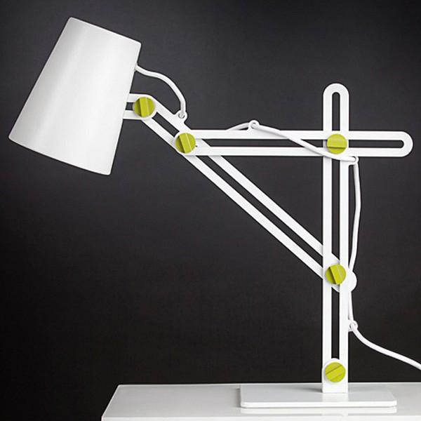 Настольная лампа MantraСветильники для общественных помещений<br>Артикул - MN_3614,Серия - Looker<br>