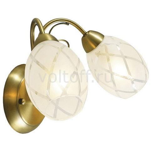 Купить Освещение для дома Бра Грация 3 358021402  Бра Грация 3 358021402