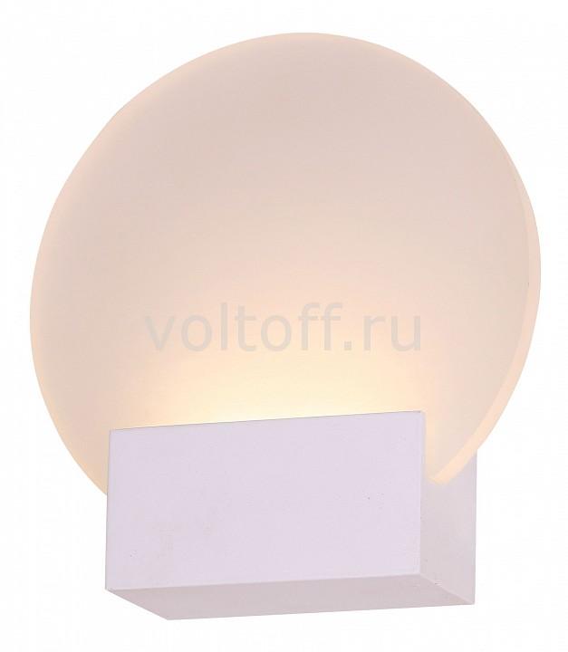 Накладной светильник ST-LuceСветодиодные настенные светильники<br>Артикул - SL580.011.01,Серия - Luogo<br>