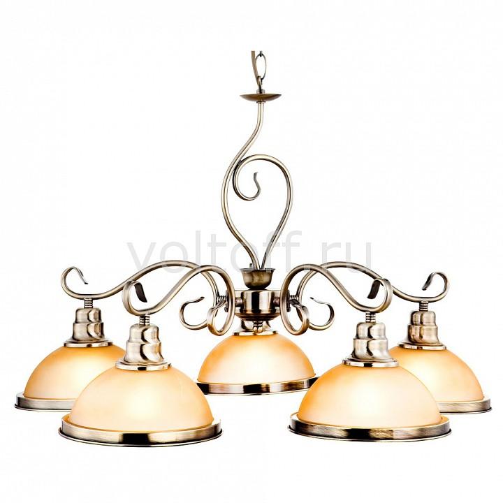 Подвесная люстра GloboКлассические потолочные светильники<br>Артикул - GB_6905-5,Серия - Sassari<br>