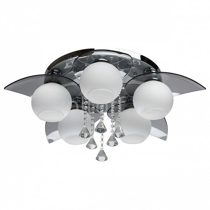 Потолочная люстра MW-LightПотолочные светильники модерн<br>Артикул - MW_459011205,Серия - Ивонна 4<br>