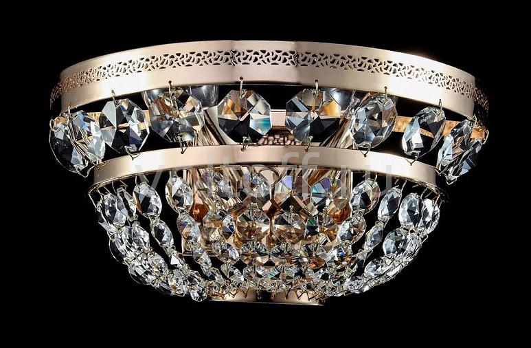 Накладной светильник MaytoniЭлитные светильники<br>Артикул - MY_P700-WB1-G,Серия - Diamant 4<br>