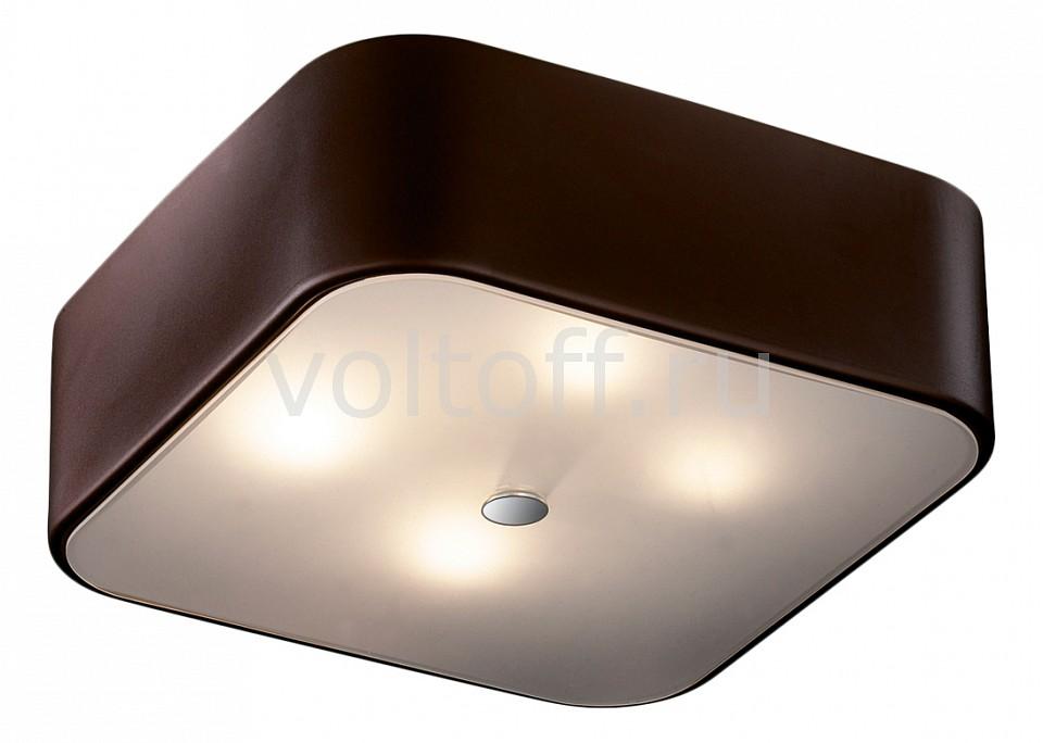 Накладной светильник Odeon LightМеталлические светильники<br>Артикул - OD_2048_4C,Серия - Turon<br>
