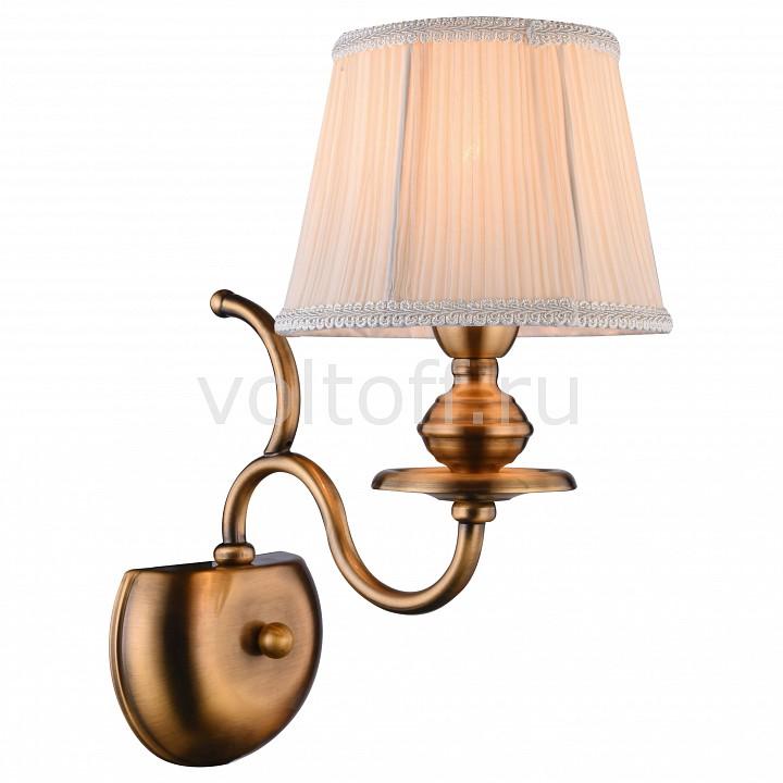 Бра Arte LampСветильники под бронзу<br>Артикул - AR_A5012AP-1RB,Серия - Empire<br>
