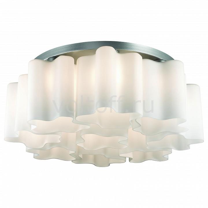Потолочная люстра ST-LuceПотолочные светильники модерн<br>Артикул - SL116.502.09,Серия - Onde<br>