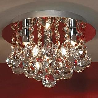 Накладной светильник LussoleЭлитные светильники<br>Артикул - LSC-9607-03,Серия - Palmi<br>