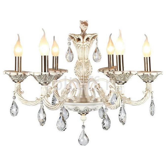 Подвесная люстра OmniluxЭлитные светильники<br>Артикул - OM_OML-77003-06,Серия - OM-770<br>