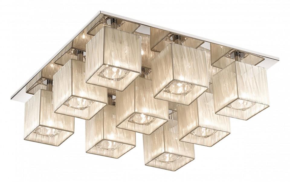 Потолочная люстра Odeon LightЭлитные светильники<br>Артикул - OD_2566_9C,Серия - Mons<br>