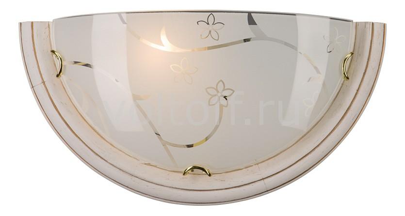 Накладной светильник Blanketa gold 002