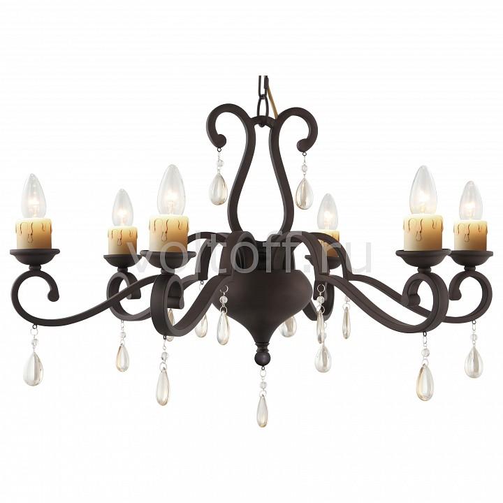 Подвесная люстра FavouriteКлассические потолочные светильники<br>Артикул - FV_1519-6P,Серия - Kerzen<br>