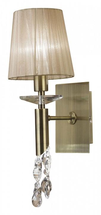 Бра MantraСветильники под бронзу<br>Артикул - MN_3884,Серия - Tiffany<br>