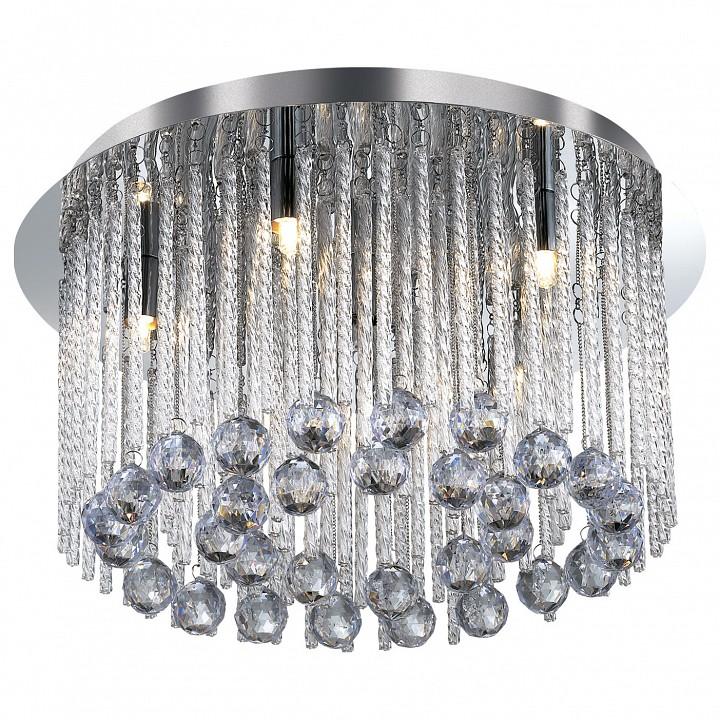 Потолочная люстра Odeon LightЭлитные светильники<br>Артикул - OD_2708_6C,Серия - Esipa<br>