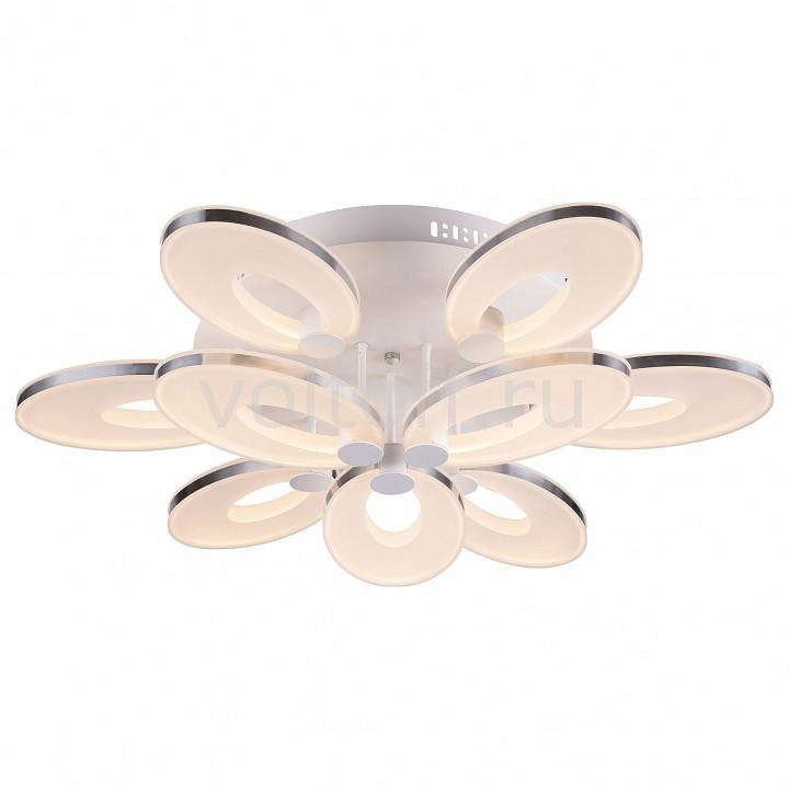 Потолочная люстра ST-LuceСветодиодные светильники<br>Артикул - SL900.502.09,Серия - Fiore<br>