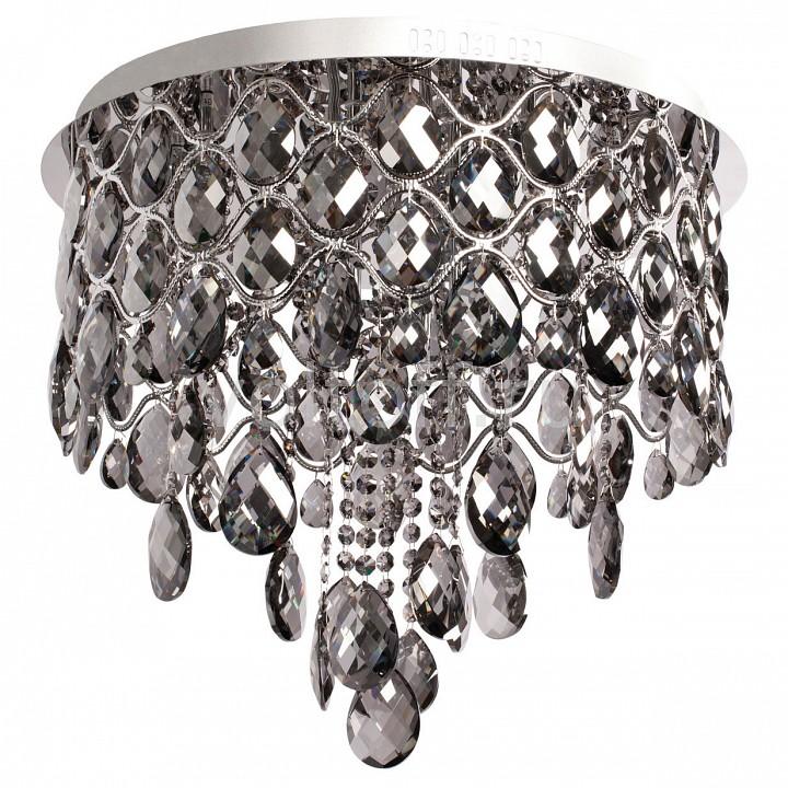 Потолочная люстра ChiaroЭлитные светильники<br>Артикул - CH_437010312,Серия - Кларис 2<br>
