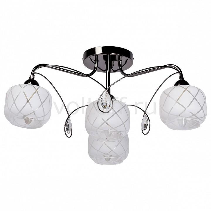 Потолочная люстра De MarktПотолочные светильники модерн<br>Артикул - MW_358015204,Серия - Грация 7<br>