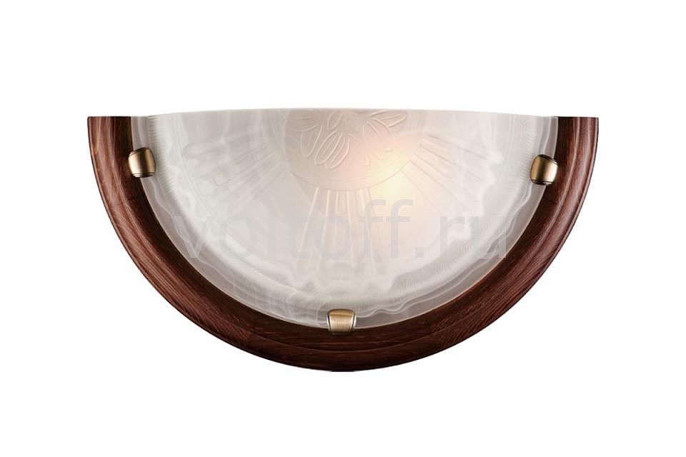 Накладной светильник SonexСветильники под бронзу<br>Артикул - SN_036,Серия - Lufe Wood<br>