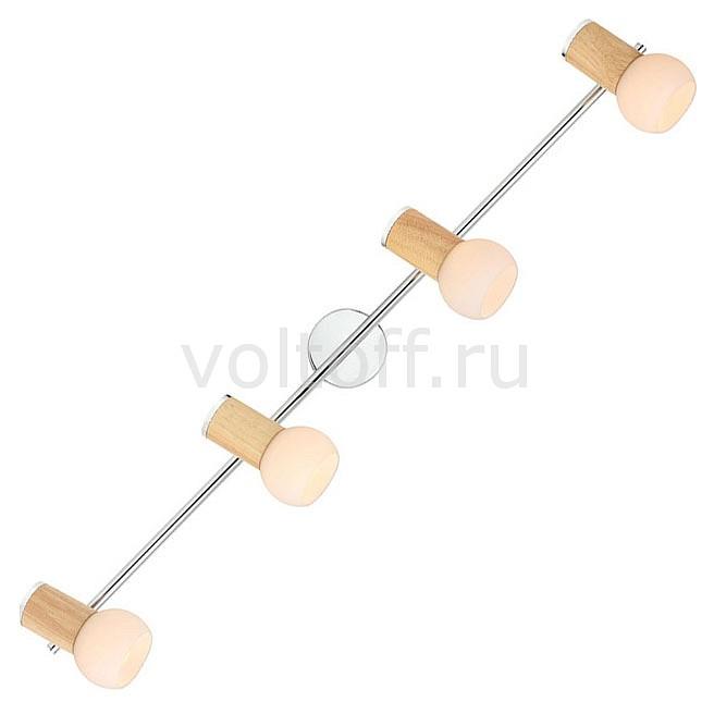 Спот LussoleПотолочные светильники модерн<br>Артикул - LSN-6009-04,Серия - Saltara<br>