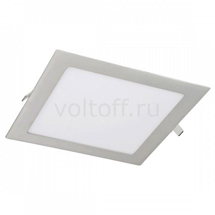 Встраиваемый светильник FavouriteСветодиодные встраиваемые светильники<br>Артикул - FV_1346-18C,Серия - Flashled<br>