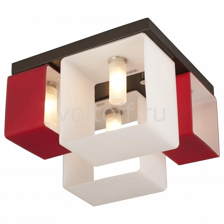 Потолочная люстра ST-LuceПотолочные светильники модерн<br>Артикул - SL536.562.04,Серия - Concreto<br>