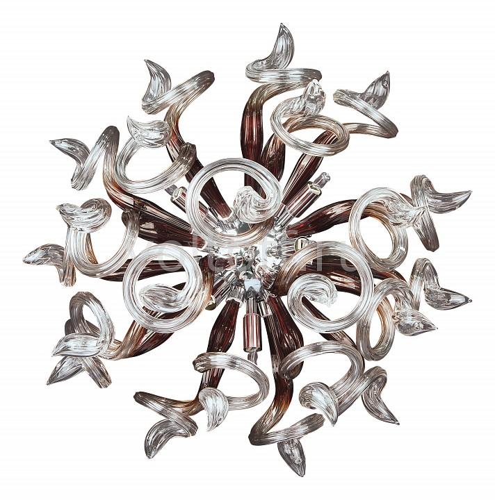 Накладной светильник LightstarСветодиодные настенные светильники<br>Артикул - LS_890658,Серия - Medusa<br>