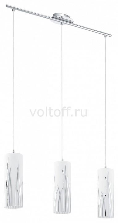 Подвесной светильник EgloПодвесные светильники<br>Артикул - EG_92741,Серия - Rivato<br>