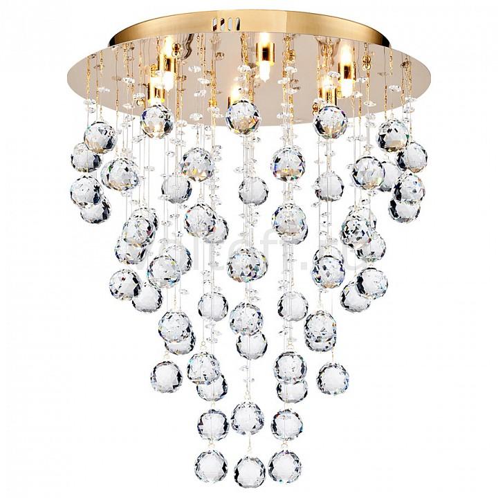 Потолочная люстра MaytoniЭлитные светильники<br>Артикул - MY_MOD207-45-G,Серия - Modern 2<br>
