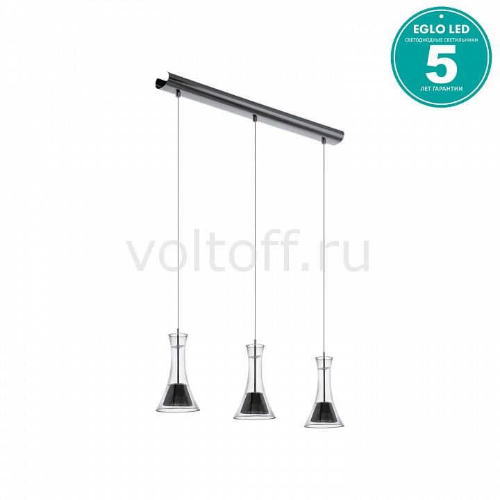 Подвесной светильник EgloСветодиодные подвесные светильники<br>Артикул - EG_93796,Серия - Musero<br>