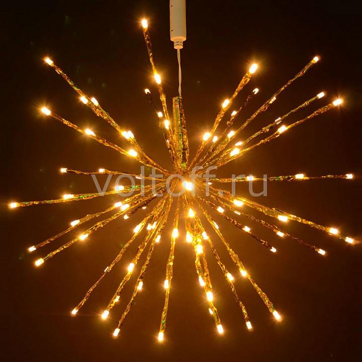 Звезда световая RichLED (0.45 м) Ёжики RL-TB45CF-WW