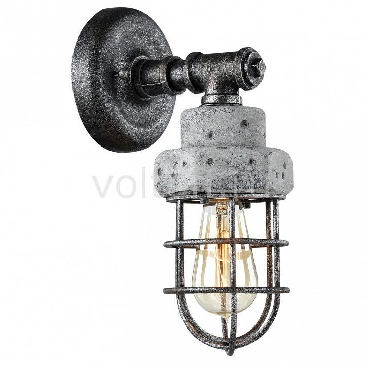 Бра Loft LSP-9103 LussoleМеталлические светильники<br>Артикул - LSP-9103,Серия - Loft<br>
