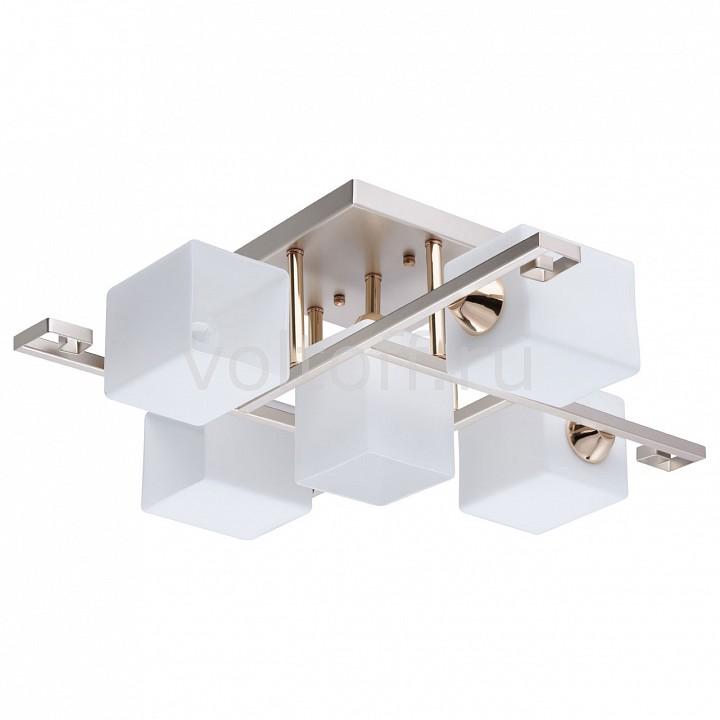 Потолочная люстра De MarktПотолочные светильники модерн<br>Артикул - MW_673011905,Серия - Тетро 10<br>