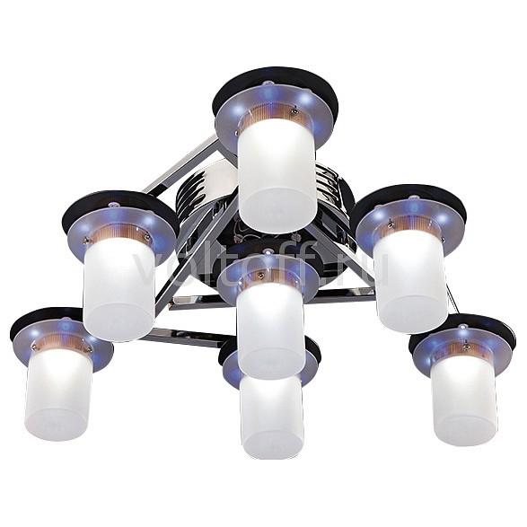 Потолочная люстра EurosvetСветодиодные светильники<br>Артикул - EV_71453,Серия - 90011<br>