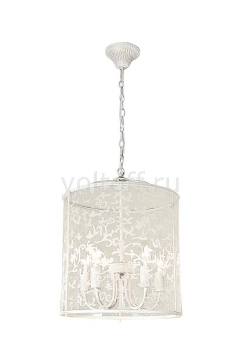 Подвесной светильник Luce SolaraПодвесные светильники модерн<br>Артикул - LC_5020_5_White_brush_Gold,Серия - 5020<br>
