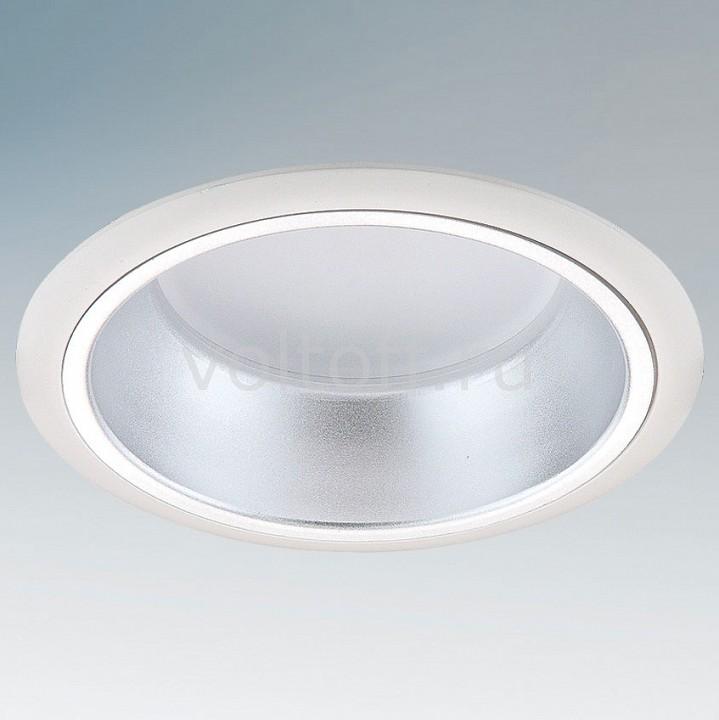 Встраиваемый светильник LightstarМеталлические светильники<br>Артикул - LS_213630,Серия - Pento LED<br>
